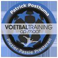 Voetbal training op maat Logo