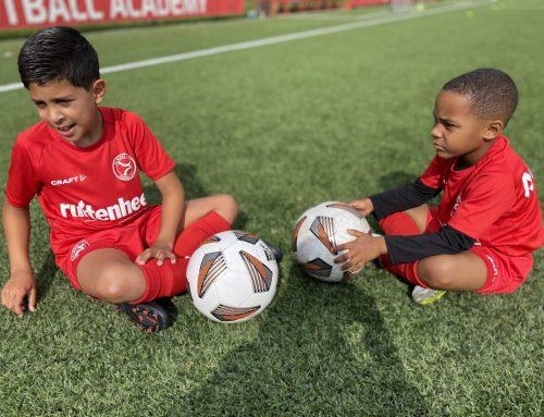 Jonge voetballers kunnen 'trainen als een prof' bij Almere City FC